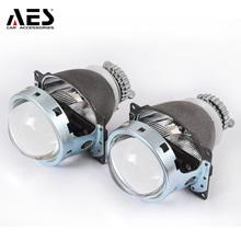 AES koito xenon projector lens Q5 with hid D2S xenon bulb, Q5 bixenon projector headlights