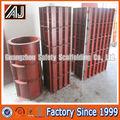 Precisa especificación de alta resistencia hormigón prefabricado molde para losa, Pared, Puente