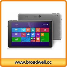 High Quality 8 inch Inter Z3735D CPU 2GB RAM 32GB SSD IPS Screen Original Windows 8 Tablet