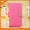 buckle case for Samsung Galaxy NOTE2 ,PU leather buckle case, N7100