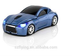 Hot sale car shape wireless mouse