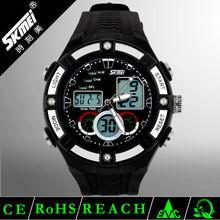Premier Unique Design Plastic Case Factory Outlet Two Clock Watch for Wholesale