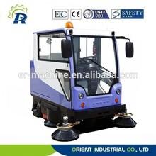 E800LC industrial vacuum sweeper car
