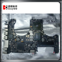 factory hot product mother board, main board for macbook pro a1286 MD103 2.3GHz 4GB 2012