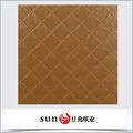 ananas 120g con textura de tipos de papel de regalo de papel de embalaje