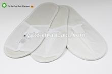 non woven wholesale close toe EVA hotel bathroom slipper