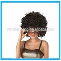 Curto perucas black/custom perucas afro