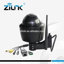 ZILINK IP66 Waterproof Speed Dome P2P Network Camera