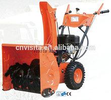 compact gasoline snowblower