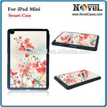 Aluminium Metal Sheet Sublimation Flip Tablet cover phone cases for IPad MINI