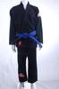 Factory direct sale gold weave jiu jitsu kimono China supplier