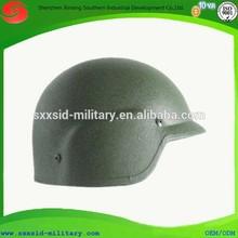 NIJ IIIA military ballistic helmet army anti-bullet helmet lightweight kevlar bulletproof helmet