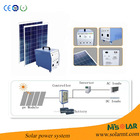 800w portable solar electricity generating system for mountain areas