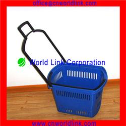 2014 New Design Hot Sale Basket Trolley