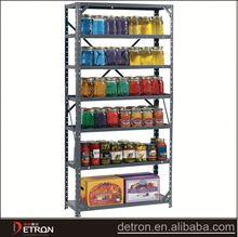 Customized durable slotted angle iron racks