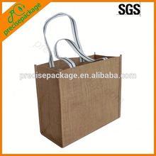 durable and eco wholesale marketing jute bag