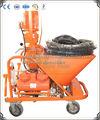 sincola motor eléctrico mortero de pulverización de la máquina