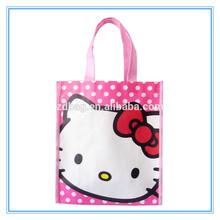 laminated photo print shopping bag,ladies shopping bags,hot shopping bag