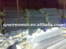 China Anping County 50*50mm chain link fence buyong office