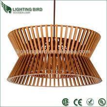 ul ce saa rohs wood pendant lamp perkin elmer xenon lamp modern in China