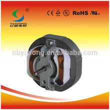 Ac shaded pole motor 58 series fan motor