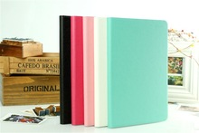 2014 The new style Ultrathin leather tablet pc case protect stand up case or belt clip case for ipad mini