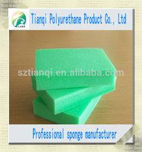 Green glue foam