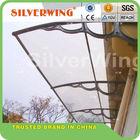 Outdoor Prefab garden polycarbonate roof waterproof used gazebo canopy for sale