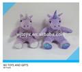 venta caliente baratos suave peluche de juguete de peluche lindo unicornio