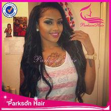 2014 Hot Sale 6A best quality 100% brazilian virgin hair full lace wigs