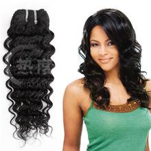 Made in china 10A european virgin hair extensions raw human hair