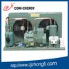 Machine manufacturers bitzer type condensing unit for cold room refrigeration unit