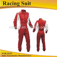 formula 1 piece breathable racing suit