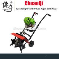Gasoline mini tiller Garden hand ratory hoe cultivator (CQ003)