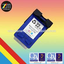 for HP 22XL good price printer inkjet cartridge