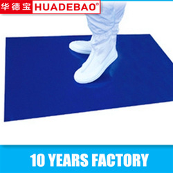ESD safety shoe Sticky Mat latex rubber china