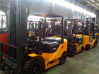 isuzu engine forklift dealers / 2.5ton fork lift