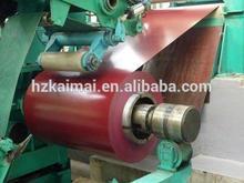 ZHEJIANG PPGI sheet metal /color coated coil of world wide exporting /matt ppgi