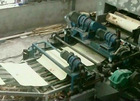woods veneer rotary peeling production line
