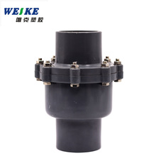 High Quality ANSI standard pvc check valve