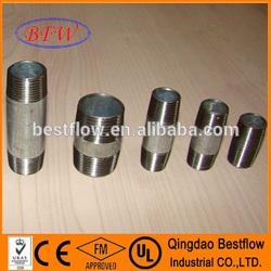 Steel Pipe Nipples with American Standard