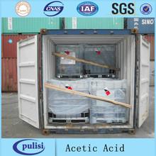 hot sale! indusatial grade food grade glacial acetic acid price