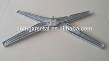 OEM High Quality ADC12 Die Casting Custom Made Aluminium Furniture Leg
