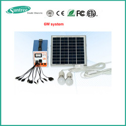 Portable Solar Panel System for Home 1KW