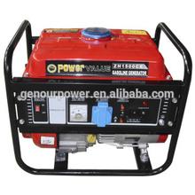 12v dc portable petrol generator, 1kw gasoline generator for use