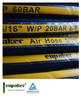 enpaker hot sale high pressure flexible rubber hot air pipe