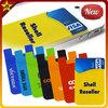 3m sticker silicone smart wallet silicone card bag