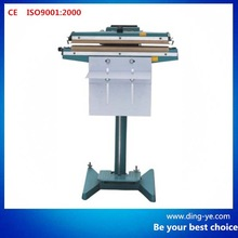 PSF-650 Foot stamping sealing machine sturdy and durable Aluminum body for plastic bag