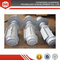 China marine small electric capstan winch