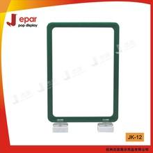 Plastic pop a6 poster frame holder